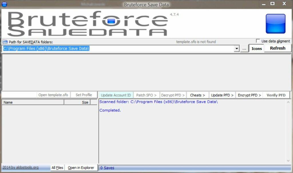 %name Bruteforce Save Data   edytujemy save z PS3