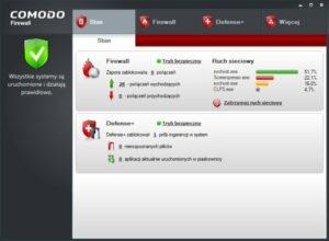 comodo firewall 41 300x220 19 przydatnych programów dla systemu Windows