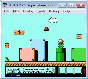 FCEUX main 300x269 Emulacja konsoli NES/Pegasus