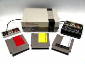 NES with MCTRL and Carts 300x225 Mortal Kombaty na Pegasusa ; )