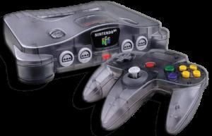 Nintendo64 300x193 Gramy w Super Mario 64 w widoku FPP