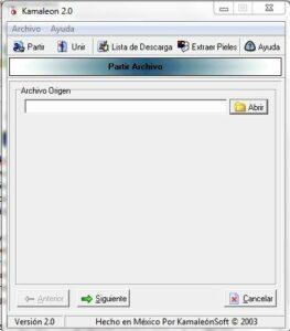 Obrazek2 263x300 Ukrywanie plików za pomocą Kamaleon