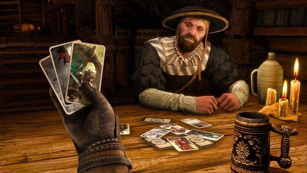 article post width The Witcher 3 Ballad Heroes Neutral Gwet Card Set O jasny Gwint !   czyli kilka porad dla grających w Gwinta