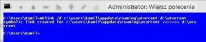 %name Linki symboliczne w systemie Windows