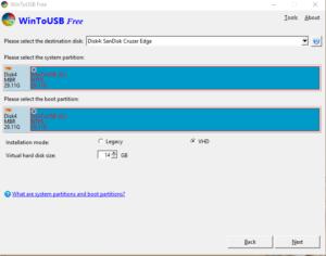 scr 14545890 300x236 Instalacja systemu Windows na nośniku zewnętrznym.