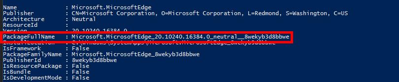 scr 15882046 Usuwamy standardowe aplikacje z Windows 10 za pomocą PowerShell