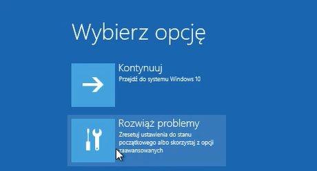 step 1 Włączanie trybu awaryjnego w Windows 10