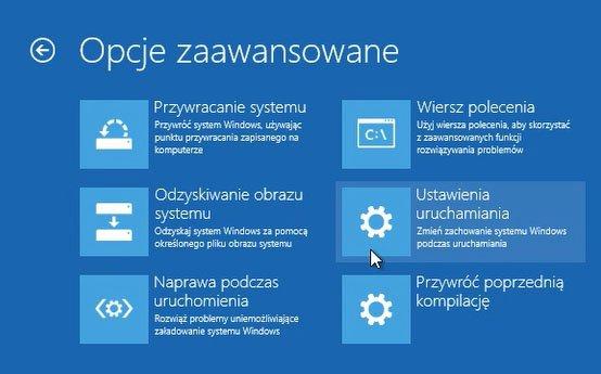 step 3 Włączanie trybu awaryjnego w Windows 10