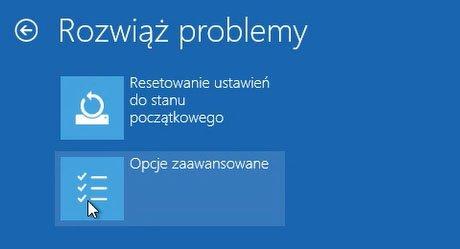 step2 Włączanie trybu awaryjnego w Windows 10
