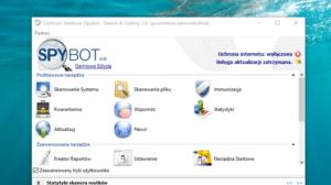 spybot 300x168 6 porad jak przyśpieszyć system Windows