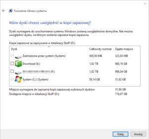 backup 2 300x279 Tworzymy kopię zapasową systemu Windows