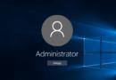 Uaktywniamy konto Głównego Administratora w Windows