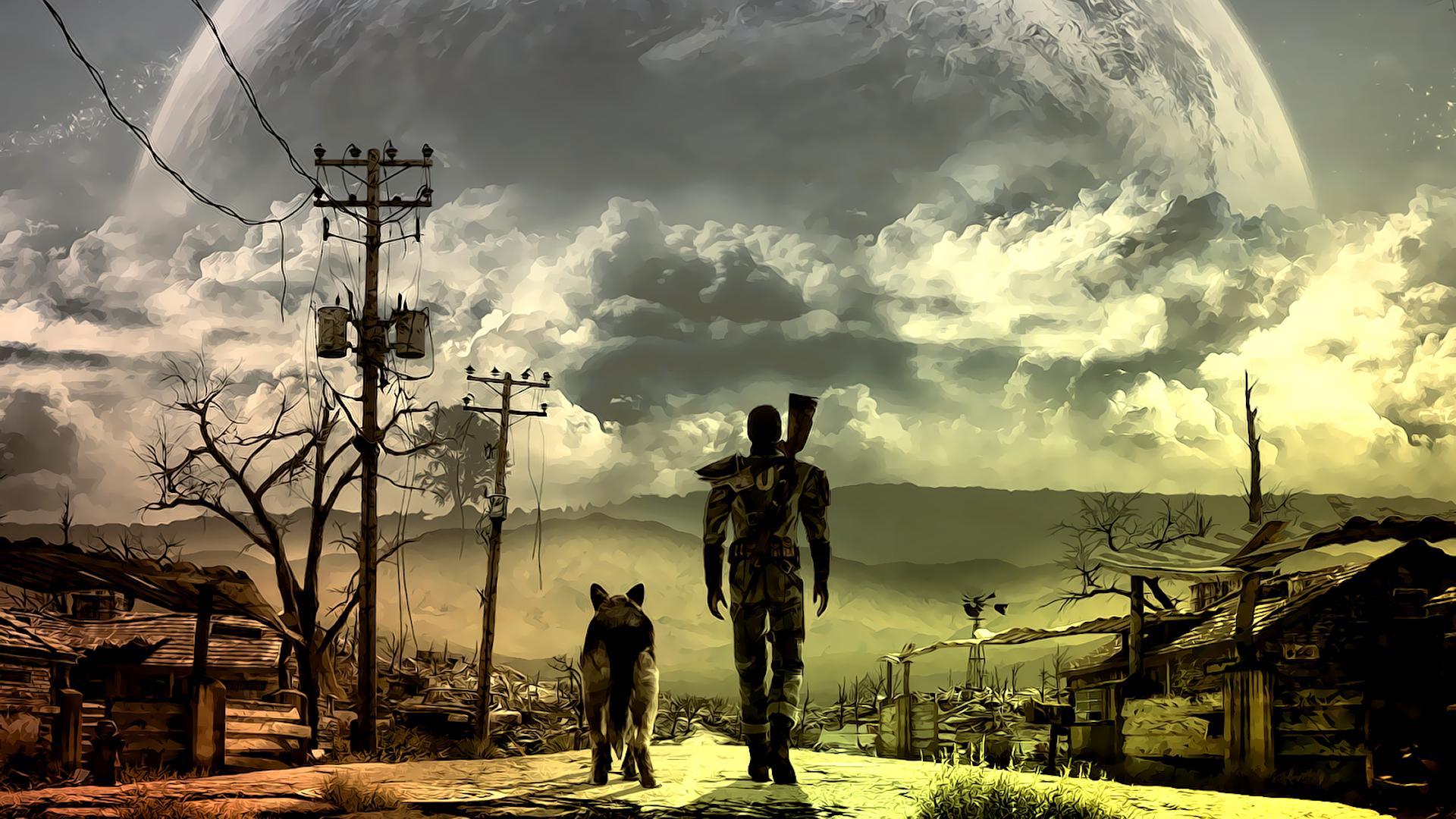 Fallout 41 Moje zdanie o: Fallout 4