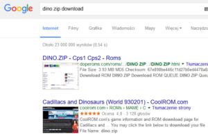 dino.zip mame 300x200 Gramy gry z automatów na naszym PC (MAME)