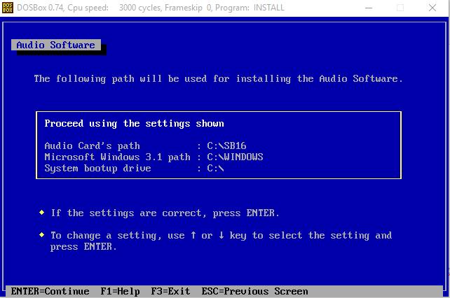 scr 7794734 Instalujemy Windows 3.1 na DosBOX