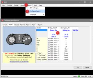 4 DO keyconfig 300x252 Konfiguracja FourDo (emulator Panasonic 3DO)