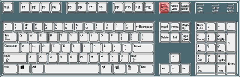 key prntscrpng 4 proste metody na wykonanie zrzutu ekranu w Windows