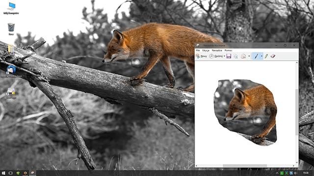 wycinanie 4 proste metody na wykonanie zrzutu ekranu w Windows