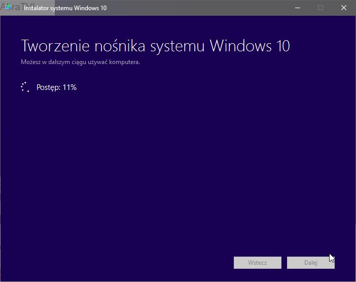 2016 02 02 19h25 03 Tworzymy obraz ISO systemu Windows 10