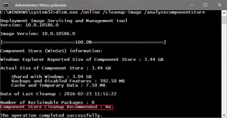 2016 03 17 17h44 52 Analizujemy folder WinSXS i usuwamy z niego zbędne elementy
