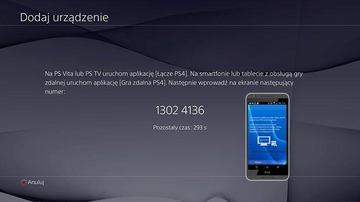 Ps4 Add Device Instalujemy Playstation Remote Play na każdym telefonie z Androidem