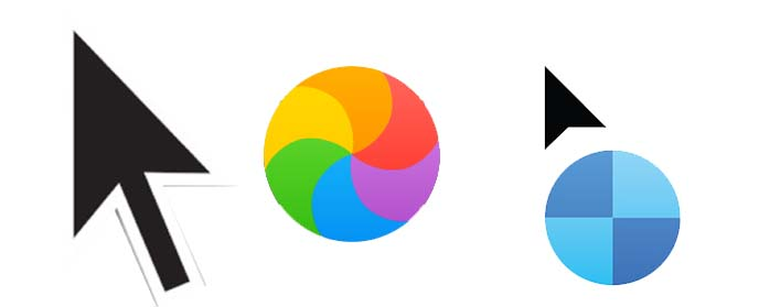mac os x el capitan cursor pack for win   by sees by spysees d9hllin Zmieniamy wygląd kursora na El Capitan z Mac OS X