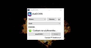 shutDOWN!