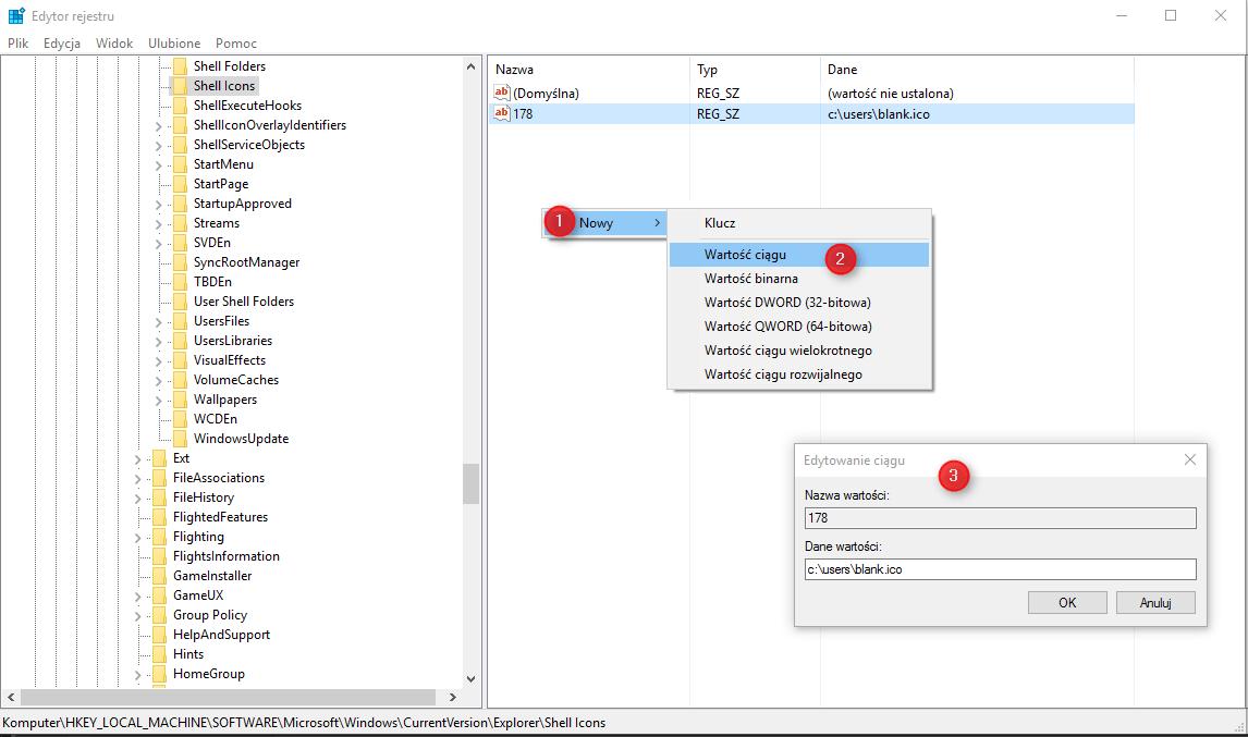 najlepsze kopia Usuwamy ikonkę kłódki na plikach zaszyfrowanych EFS