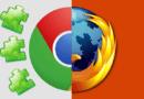 Pobieramy i instalujemy rozszerzenia Chrome w Firefoxie