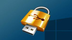 usb lock 300x169 De instalujemy sterowniki USB urządzeń przenośnych.