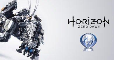 Horizon: Zero Down – droga do platyny