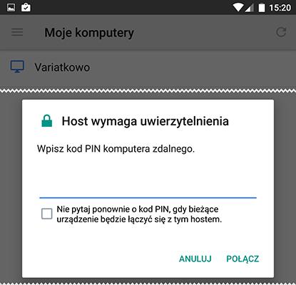 Bez nazwy 1 Najprostszy sposób na udostępnienie pulpitu Windowsa na telefonie z Androidem