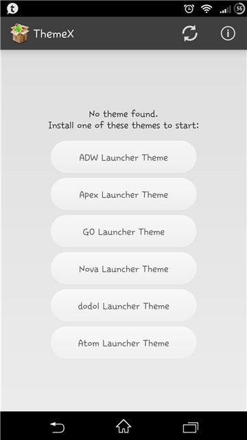 themex 1 W jaki sposób wyeksportować zawartość motywu na Androidzie.