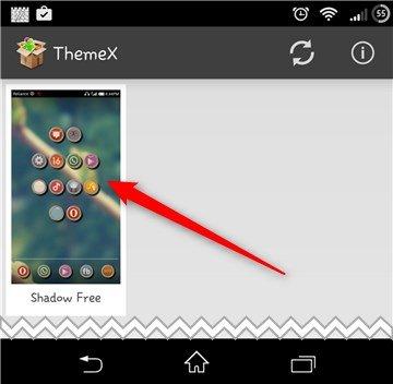 themex 2 W jaki sposób wyeksportować zawartość motywu na Androidzie.