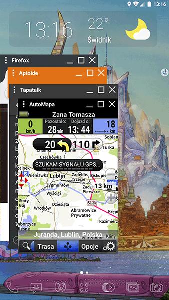 Screenshot 20170519 131657 Dodajemy prosty menadżer okien do Androida