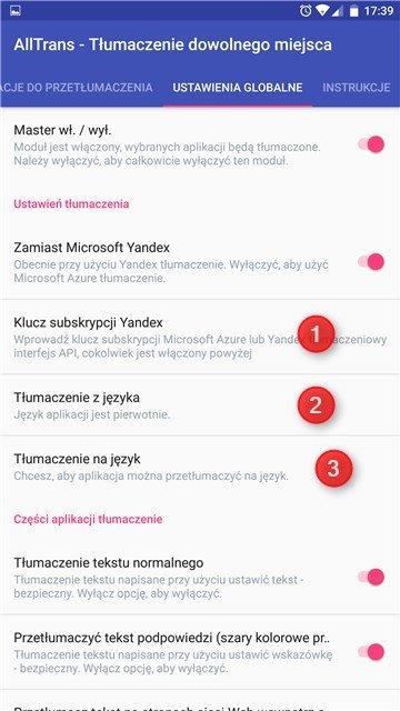 all t1 Jak automatycznie przetłumaczyć każdy program na Androida
