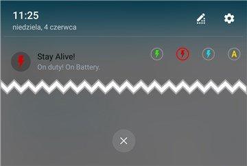 Screenshot 20170604 112555 Wyłączamy automatyczne wygaszanie ekranu dla wybranych aplikacji.