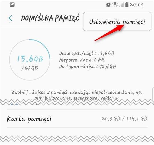 format sd 3 Jak sformatować kartę microSD w Samsungu Galaxy S8+