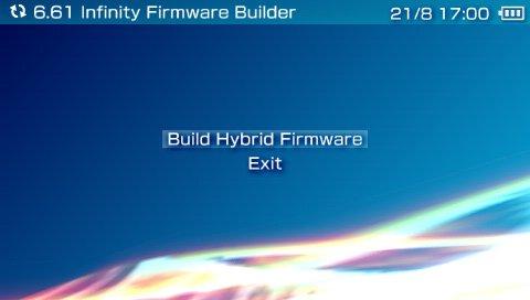 bulid hybrid Instalacja custom firmware na Playstation Portable