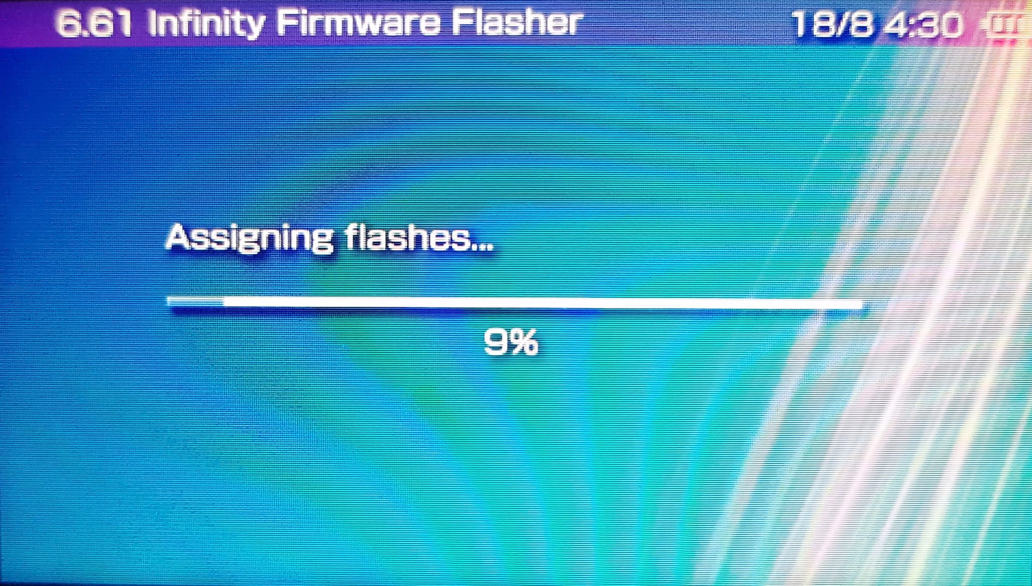 flasher 3 Instalacja custom firmware na Playstation Portable