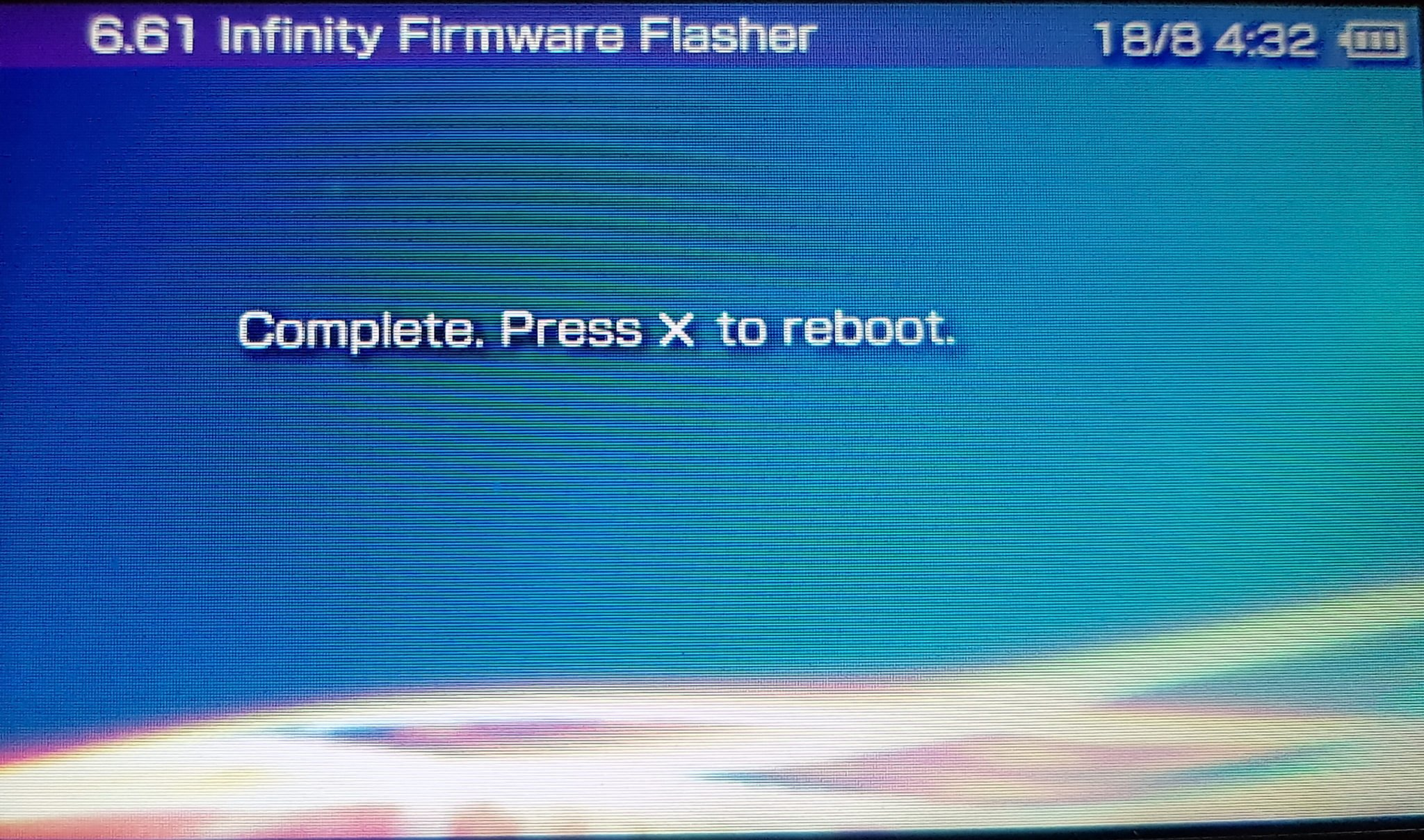 flasher 4 Instalacja custom firmware na Playstation Portable