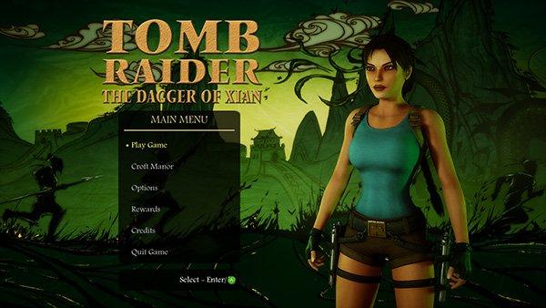 Engine Screenshot 2017.08.29 10.39.00 Tomb Raider The Dagger Of Xian