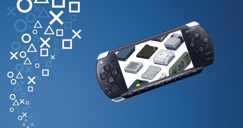 psp emuators Mega Paczka 54 emulatorów dla Playstation Portable