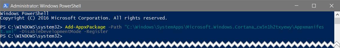 2017 11 19 15h59 54 Naprawiamy wyszukiwanie w menu start w Windows 10