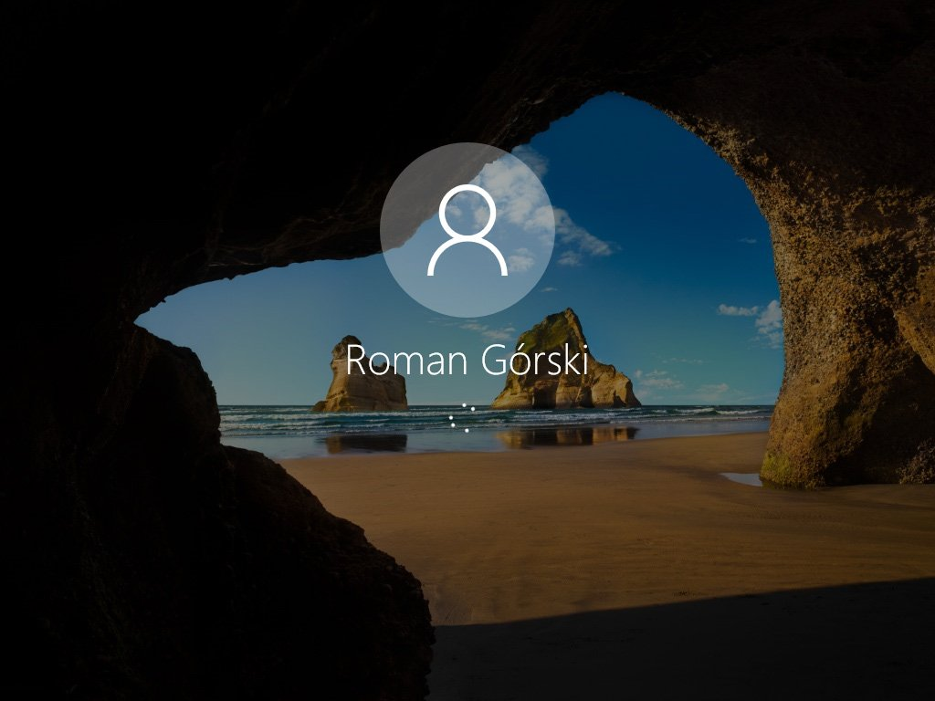 romekgórski Uaktywniamy tryb pokazowy w Windows 10