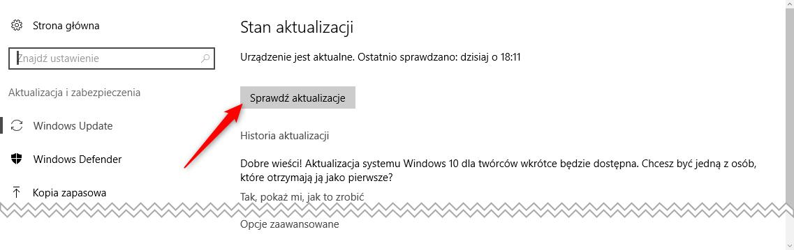 2018 01 11 19h00 13 Naprawiamy usługę Windows Update