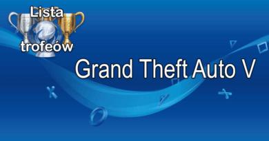 Trofea i osiągnięcia: Grand Theft Auto V