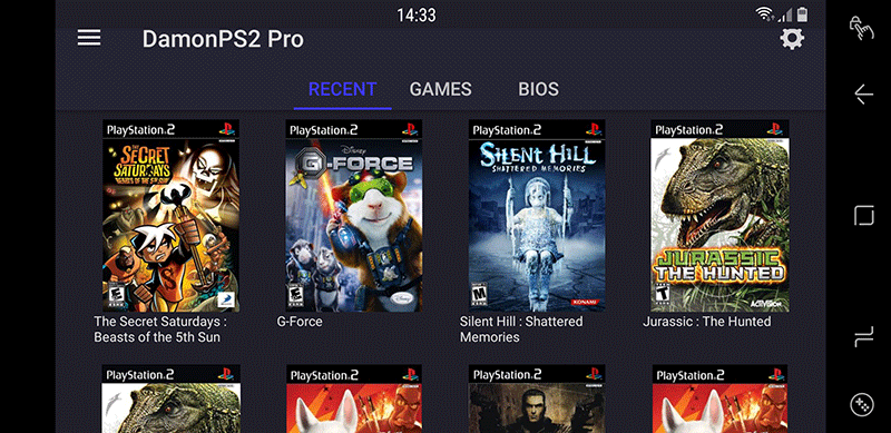 ps2 emulator android Emulacja Sony Playstation 2  na Androidzie