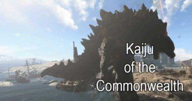 Kaiju of the Commonwealth