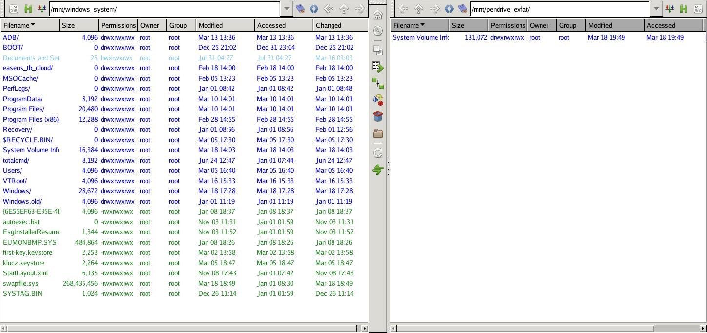 emelFM W jaki sposób dostać się do plików na dysku gdy system nie startuje